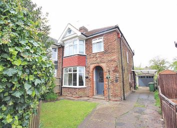 Thumbnail 4 bed semi-detached house for sale in Malmesbury Drive, Grimsby