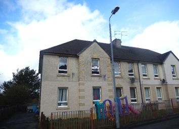 Thumbnail 3 bed flat to rent in Park Street, Airdrie, North Lanarkshire