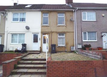 Thumbnail 2 bed terraced house for sale in Kingshill, Swindon