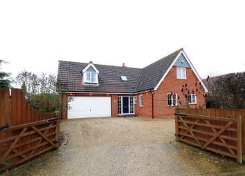 Thumbnail 4 bed property for sale in Grange Lane, Kesgrave, Ipswich