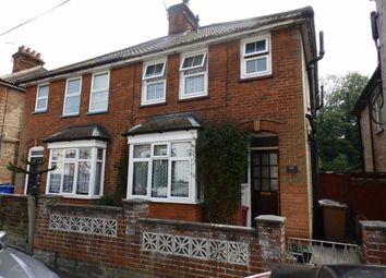 Thumbnail 3 bedroom semi-detached house for sale in Cavendish Street, Ipswich, Suffolk