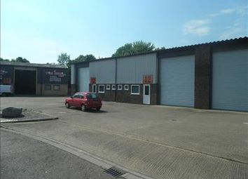 Thumbnail Light industrial to let in Saville Road Industrial Estate, Peterborough