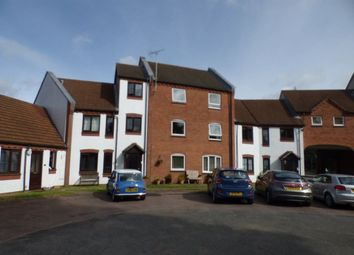 Thumbnail 2 bed flat to rent in Chave Court, Widemarsh Common, Hereford