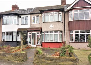 Thumbnail 3 bedroom terraced house for sale in Rush Green Road, Romford