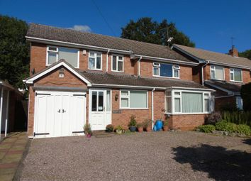 Thumbnail 4 bed detached house for sale in Ashleigh Crescent, Wheaton Aston, Stafford