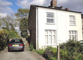 Thumbnail 2 bed cottage to rent in Grove Road, London