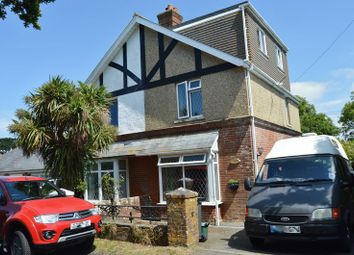 Thumbnail 3 bed semi-detached house for sale in New Road, Porchfield, Newport