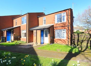 Thumbnail 1 bed flat for sale in Station Road, Ratby, Leicester