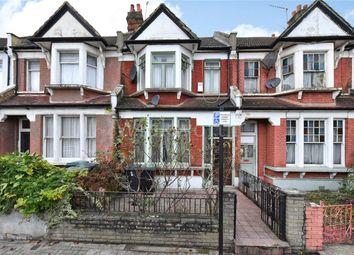 Thumbnail 3 bedroom terraced house for sale in Waldeck Road, Turnpike Lane, London