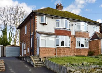 Thumbnail 3 bed semi-detached house for sale in Forest View Road, East Grinstead