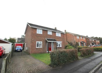 Thumbnail 4 bedroom detached house for sale in Lodge Road, Locks Heath, Southampton