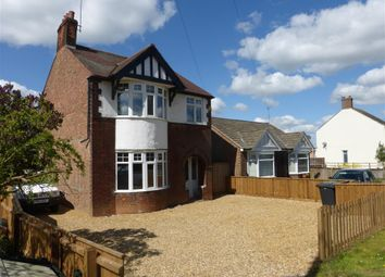 Thumbnail 3 bed detached house for sale in Peterborough Road, Farcet, Peterborough