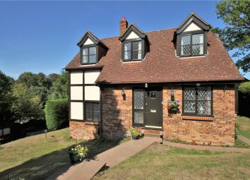 Thumbnail 3 bed detached house for sale in Shaw Road, Tatsfield, Westerham