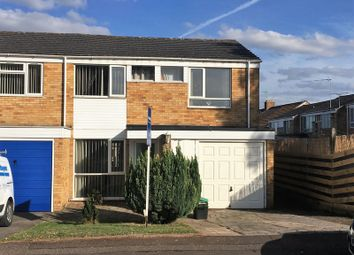 Thumbnail 3 bed terraced house for sale in Rowbarton Close, Taunton