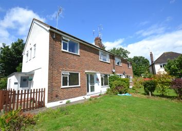 Thumbnail 2 bed maisonette to rent in Fairlawns, Horley