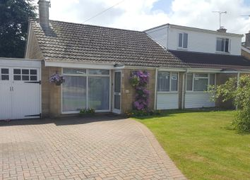 Thumbnail 2 bed semi-detached bungalow for sale in Aldsworth Close, Fairford