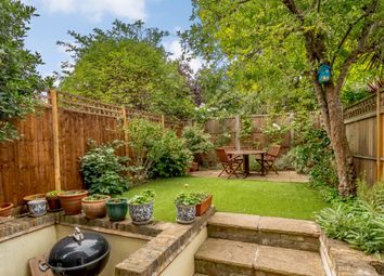Thumbnail 4 bed terraced house to rent in Hambalt Road, London