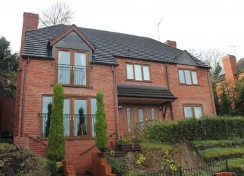 Thumbnail 5 bed detached house to rent in High Trees House, Dowles Road, Bewdley, Worcestershire