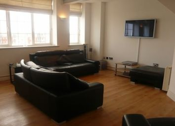 Thumbnail 2 bed flat to rent in Spencer Street, Hockley, Birmingham
