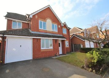 Thumbnail 5 bedroom detached house for sale in Chelsea Close, Nuthall, Nottingham