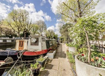 Thumbnail 1 bed houseboat for sale in Maida Vale, London