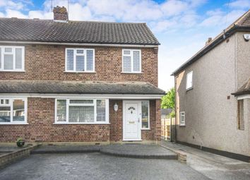 Thumbnail 3 bed semi-detached house for sale in Gordon Close, Billericay