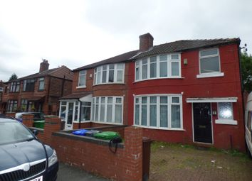 5 bed semi-detached house to rent in Mornington Crescent, Fallowfield, Manchester M14