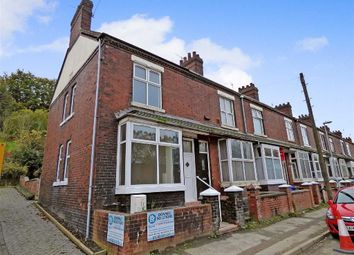 Thumbnail 3 bed terraced house for sale in North Street, Stoke, Stoke-On-Trent