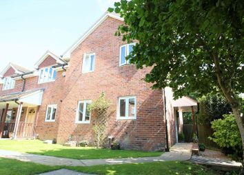 Thumbnail 3 bed end terrace house for sale in The Orchard, Bishops Waltham, Southampton