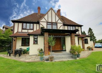 Thumbnail 4 bed terraced house for sale in Cuffley Lodge, The Ridgeway, Cuffley