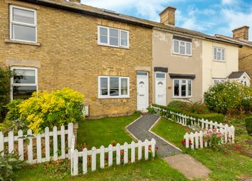 Thumbnail 2 bed terraced house for sale in Station Road, Warboys, Huntingdon
