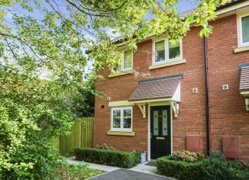 Thumbnail 3 bed semi-detached house for sale in Brickworks Close, Speedwell