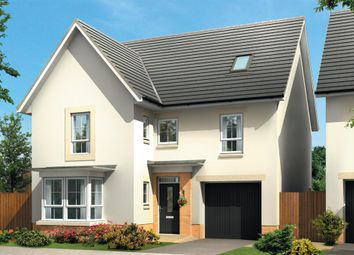 "Thumbnail 5 bedroom detached house for sale in ""Gifford"" at Haddington"