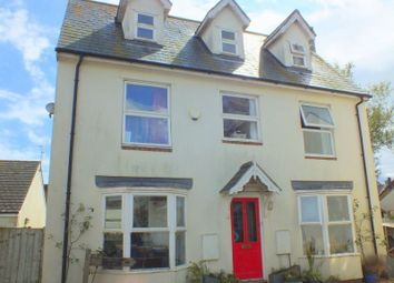 Thumbnail 4 bed detached house for sale in Queens Walk, Charmouth, Bridport