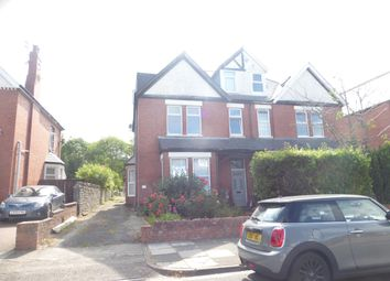 Thumbnail 3 bed flat to rent in Westbourne Road, Penarth