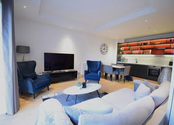 Thumbnail 3 bed flat for sale in Botanic Square, London City Island