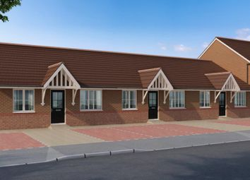 Thumbnail 2 bedroom bungalow for sale in Cover Drive, Bottesford, Nottinghamshire