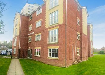 Thumbnail 2 bedroom flat for sale in Warwick Court Wordsworth Road, Denton, Manchester