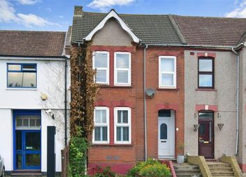 Thumbnail 3 bed end terrace house for sale in London Road, Greenhithe, Kent
