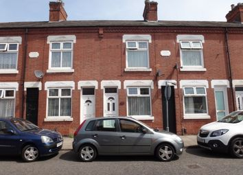 Thumbnail 3 bed terraced house for sale in Cossington Street, Belgrave, Leicester