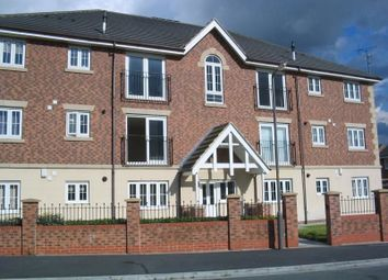 Thumbnail 2 bedroom flat for sale in Sycamore Avenue, Eggborough, Goole