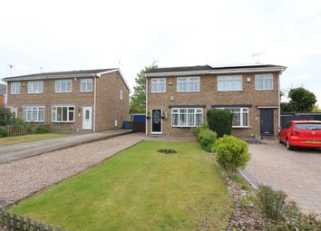 Thumbnail 3 bed semi-detached house for sale in Northgate Vale, Market Weighton, York