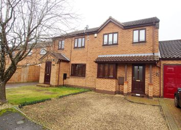 Thumbnail 2 bedroom semi-detached house for sale in Buxton Close, Easton, Norwich