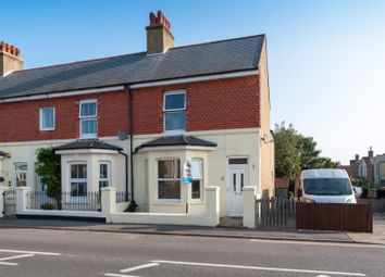 Thumbnail 3 bedroom end terrace house for sale in Manor Road, Deal