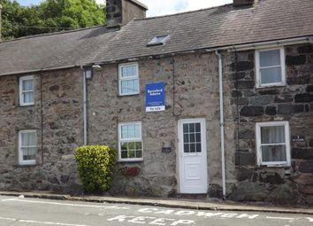 Thumbnail 2 bed terraced house for sale in Ty Uchaf, Clynnogfawr, Caernarfon, Gwynedd