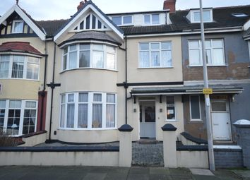 Thumbnail 8 bed terraced house for sale in Gynn Avenue, Blackpool