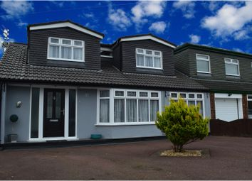 Thumbnail 4 bed semi-detached house for sale in Warwick Road, Manchester