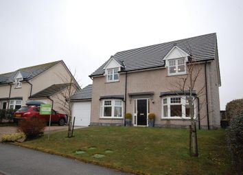 Thumbnail 5 bed detached house to rent in Greenhall Way, Insch