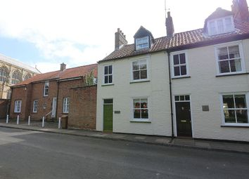 Thumbnail 3 bed cottage for sale in Old Walls, 15 Church Green, Bridlington, East Yorkshire