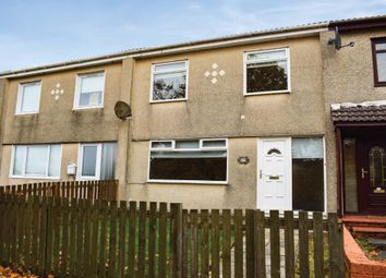 Thumbnail 3 bedroom terraced house for sale in Plover Drive, East Kilbride, South Lanarkshire